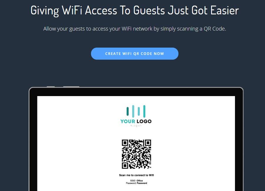 WiFiQRC - Best WiFi QR Code Generator  Make & Print WiFi QR